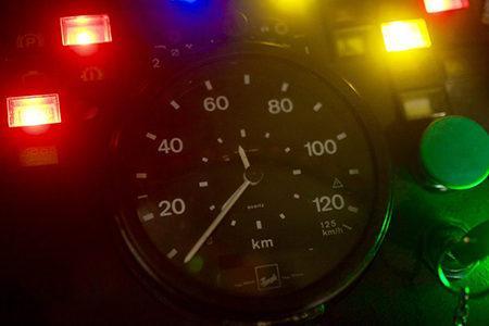 Nebezpečná rychlost - úniková hra ostrava